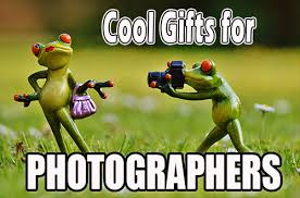 Cool Photo Gifts Cool Gifts For Photographers And Camera Lovers 3 Quarters Today