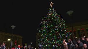 nashville christmas lights 2017 nashville christmas tree lighting happening friday night