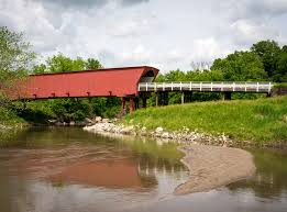 bridges of county map the bridges of countywinterset iowa