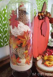 Fall Decorating Projects - dollar store fall decor moody mooch