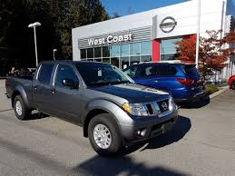 new nissan truck featured new nissan vehicles west coast nissan in vancouver bc