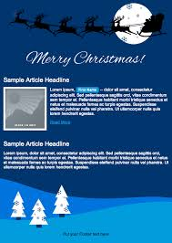deck email campaign 5 free holiday templates email