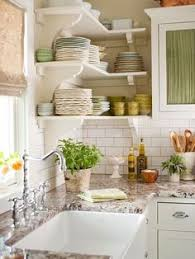 Kitchen Open Shelves Ideas I Like The Shelf With The Lights I Don U0027t Know If The Shelves Are