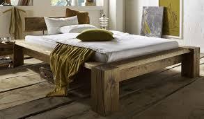 Schlafzimmer Naturholz Echtholz Bett Antik 140x200 Kiefer Fichte Massiv Gebeizt Gewachst