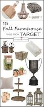 15 fall farmhouse finds from target tidbits u0026twine