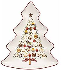 Villeroy And Boch Christmas Decorations Uk by Villeroy U0026 Boch Winter Bakery Delight Serving Dish Small
