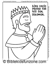 coloring page for king solomon free father s day crafts for kids david and solomon lesson