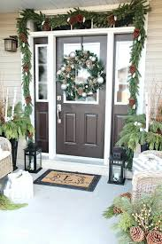ways to arrange your porch decorate columns for with