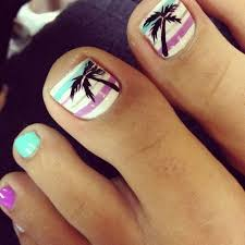 best 25 beach toe nails ideas on pinterest beach pedicure
