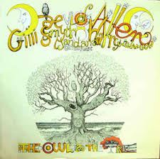 daevid allen and gong the owl and the tree vinyl lp