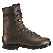 light brown combat boots lowa elite light boot mod brown bootshopuk