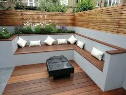 outdoor bench storage box modern outdoor storage bench google