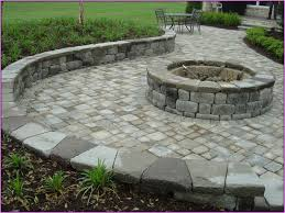 Backyard Ideas With Pavers Gorgeous Paver Backyard Ideas Backyard Patio Ideas With Pavers