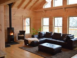 Danish Living Room Private Sunny New Log Home Close To Every Vrbo