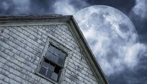 houses haunted house stretched halloween clouds sky nature real ghost stories true scary stories