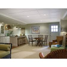 Ideas For Drop Ceilings In Basements Drop Ceilings In Basements Drop Ceiling Tile Descriptions