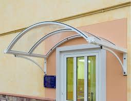 pensilina tettoia in policarbonato plexiglass pensiline alluminio e policarbonato catalogo prodotti