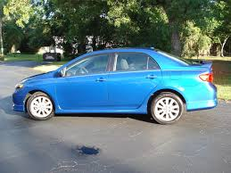 2010 toyota corolla s blue 2010 toyota corolla s reflection pro services maintenance is