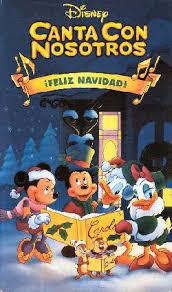 Disney Canta Con Nosotros, Feliz Navidad