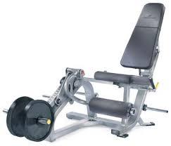 Nautilus Bench Press Iron Grip Eweight Planner