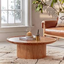 circle wood coffee table 15 stylish modern round coffee tables for every budget apartment
