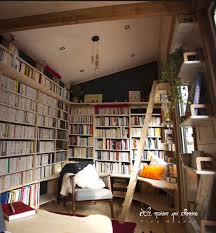 tiny house bookstore will travel around france curbed