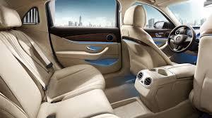 mercedes benz e class interior made in india u0027 mercedes benz e class l launched prices start at
