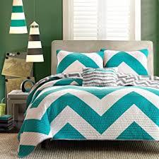 amazon black friday matching deals amazon com 4 pc zig zag reversible chevron bedspread quilt with