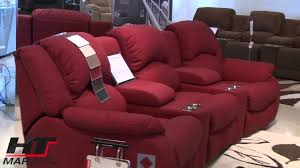 home theater sectionals palliser dane home theater sectional seating at htmarket com youtube