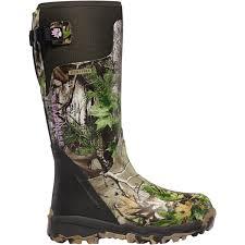 womens boots green lacrosse footwear s alphaburly pro realtree xtra green