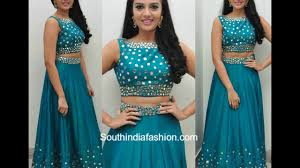 modern new arrivals fashionable women lehenga with crop tops dress