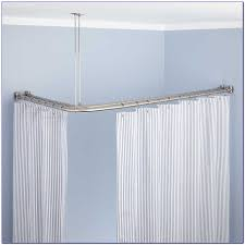 curtain silver curtain rods curtain rods target target shower