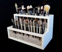 makeup storage cool makeup brush organizer 108 makeup brush
