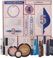 ulta 12 days of beauty advent calendar