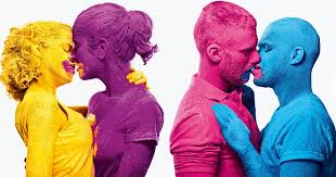 colorful colors love is colorful paint ads show that love comes in all shapes and