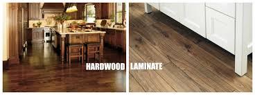hardwood vs laminate flooring builders surplus