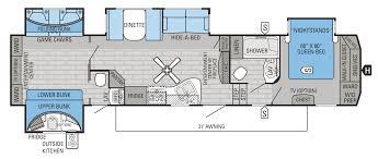 2016 eagle fifth wheel floorplans u0026 prices jayco inc