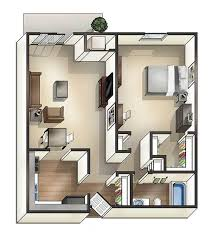 1 bedroom floor plan 1 2 4 bedroom cus housing in toledo oh