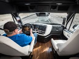 how much is a kenworth truck the world u0027s first self driving semi truck hits the road wired