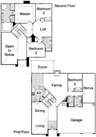 two story loft floor plans wyngate forest community in jacksonville florida