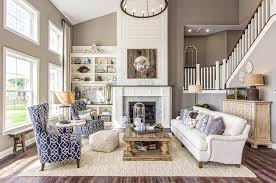 great room fireplace home inspiration dream home open