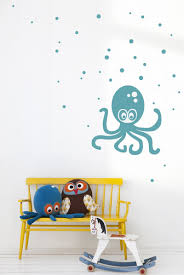 the octopi movement octopus decor for kids apartment therapy