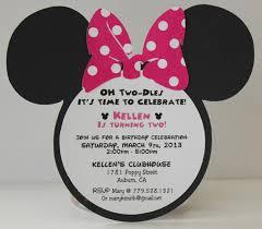 minnie mouse invitations minnie mouse birthday invitations invitation pink polka