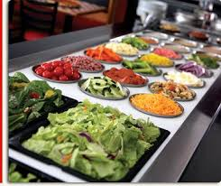 round table salad bar 55 best salad bar images on pinterest bar ideas salad bar and