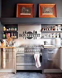 french restaurant kitchen