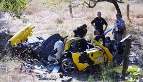 corvette crash wrecked wednesday fatal crash caps history of violations