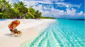 happy thanksgiving from our family at sunwing vacations