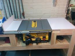 wood table saw stand marvelous table saw bench plans free best 25 table saw station ideas