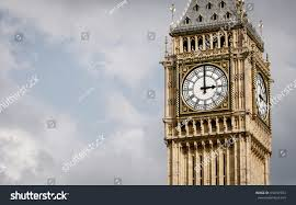 London Clock Tower by Big Ben London Uk View Popular Stock Photo 418747933 Shutterstock