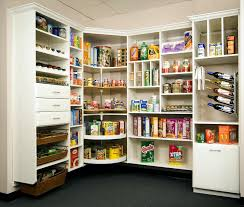 chic kitchen pantry options and ideas along with efficient storage